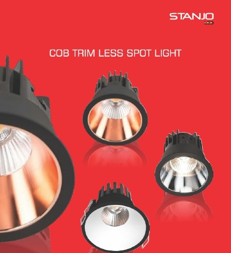 Trimless Spot Light