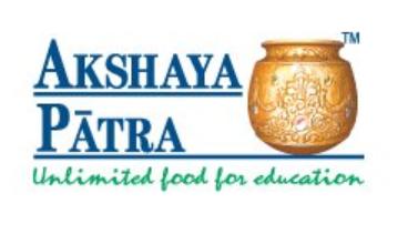 Akshya Patra Logo.